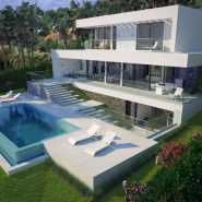 New project villa for sale_El Mirador del Paraiso_Benahavis_Realista Quality Properties Marbella 54