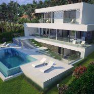 New project villa for sale_El Mirador del Paraiso_Benahavis_Realista Quality Properties Marbella 54