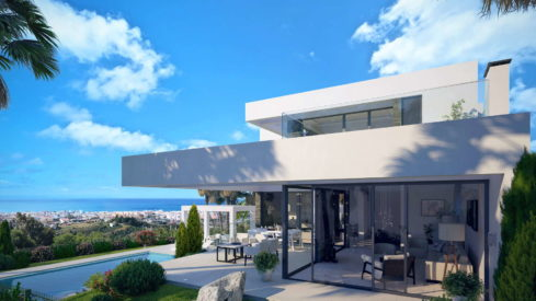 New project villa for sale_El Mirador del Paraiso_Benahavis_Realista Quality Properties Marbella 7