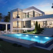 New project villa for sale_El Mirador del Paraiso_Benahavis_Realista Quality Properties Marbella 9