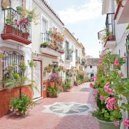 Garden Beach Townhouse Estepona for sale_walking distance to Estpona center_ Quality Properties Marbella