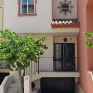 Garden Beach Townhouse Estepona for sale_walking distance to Estpona center_ Quality Properties Marbella 5