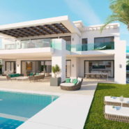 Los Olivos Nueva Andalucia Marbella new modern villa project_Realista Quality properties Marbella_villa 17