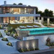 New modern Villa La Alqueria Benahavis for sale_Realista Quality Properties Marbella 3