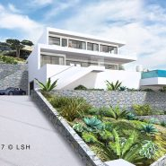 New modern Villa Los Flamingos Golf Resort benahavis_Realista Quality Properties Marbella 1