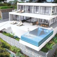New modern Villa for sale Los Flamingos Golf Resort Benahavis_Realista Quality Properties Marbella
