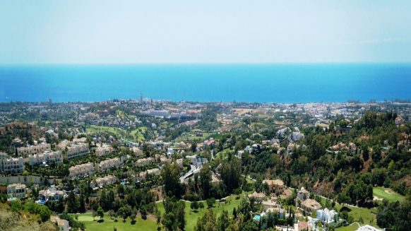 Alborada Homes Marbella off plan 3 bedroom apartment for sale with panoramic views and large terrace