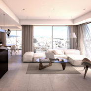 City centre apartment Estepona_for sale_Residential Infinity Estepona_Living room_ Realista Quality Properties Marbella