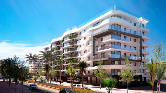Apartment for sale Estepona centre only 375 meters from the beach