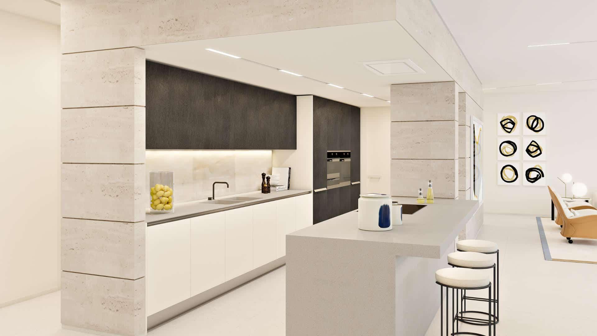 Two Bedroom Apartment For Sale Marbella New Build La Meridiana Suites Realista