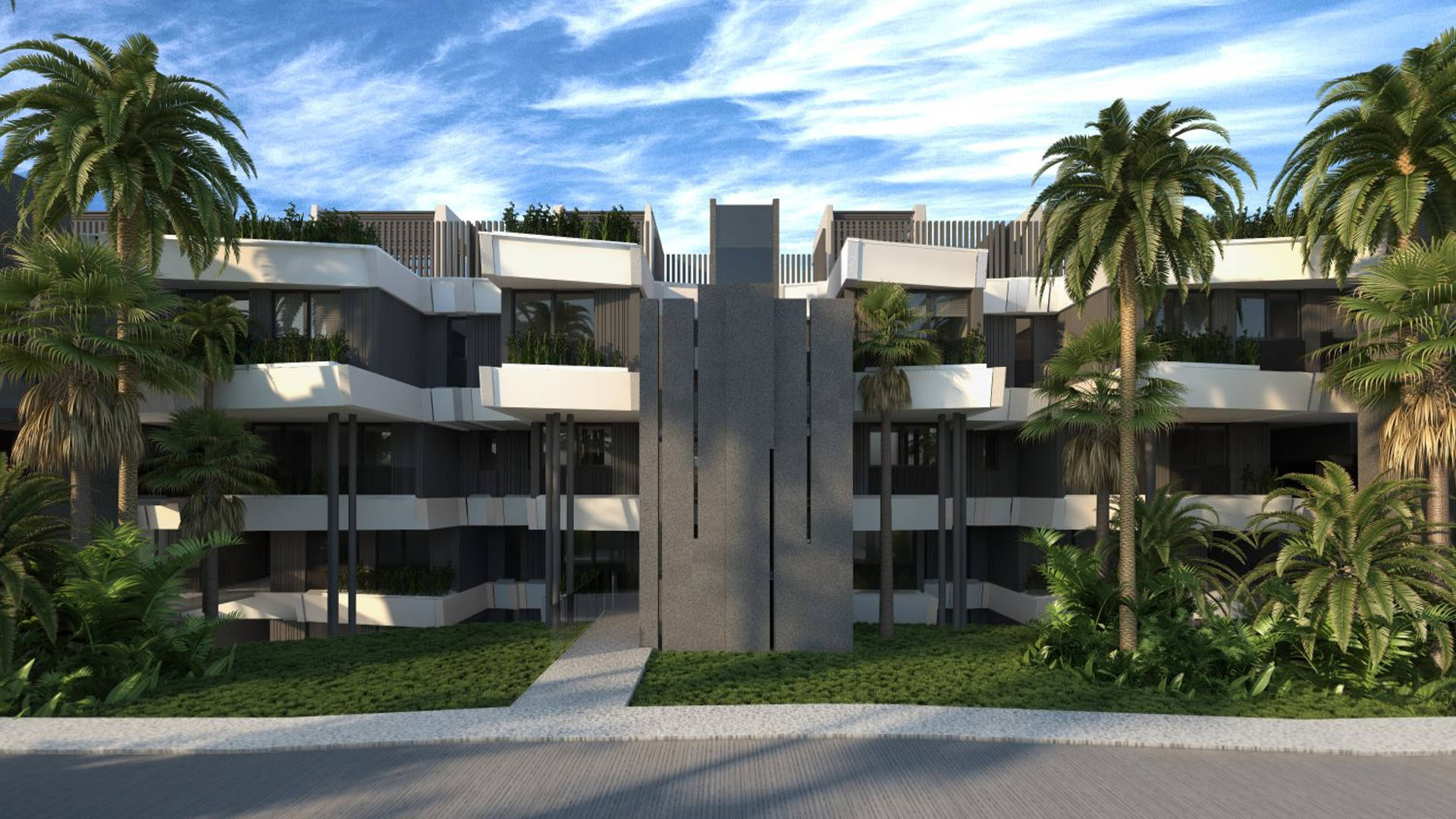 Oasis 325 Estepona New Apartment For Sale Realista