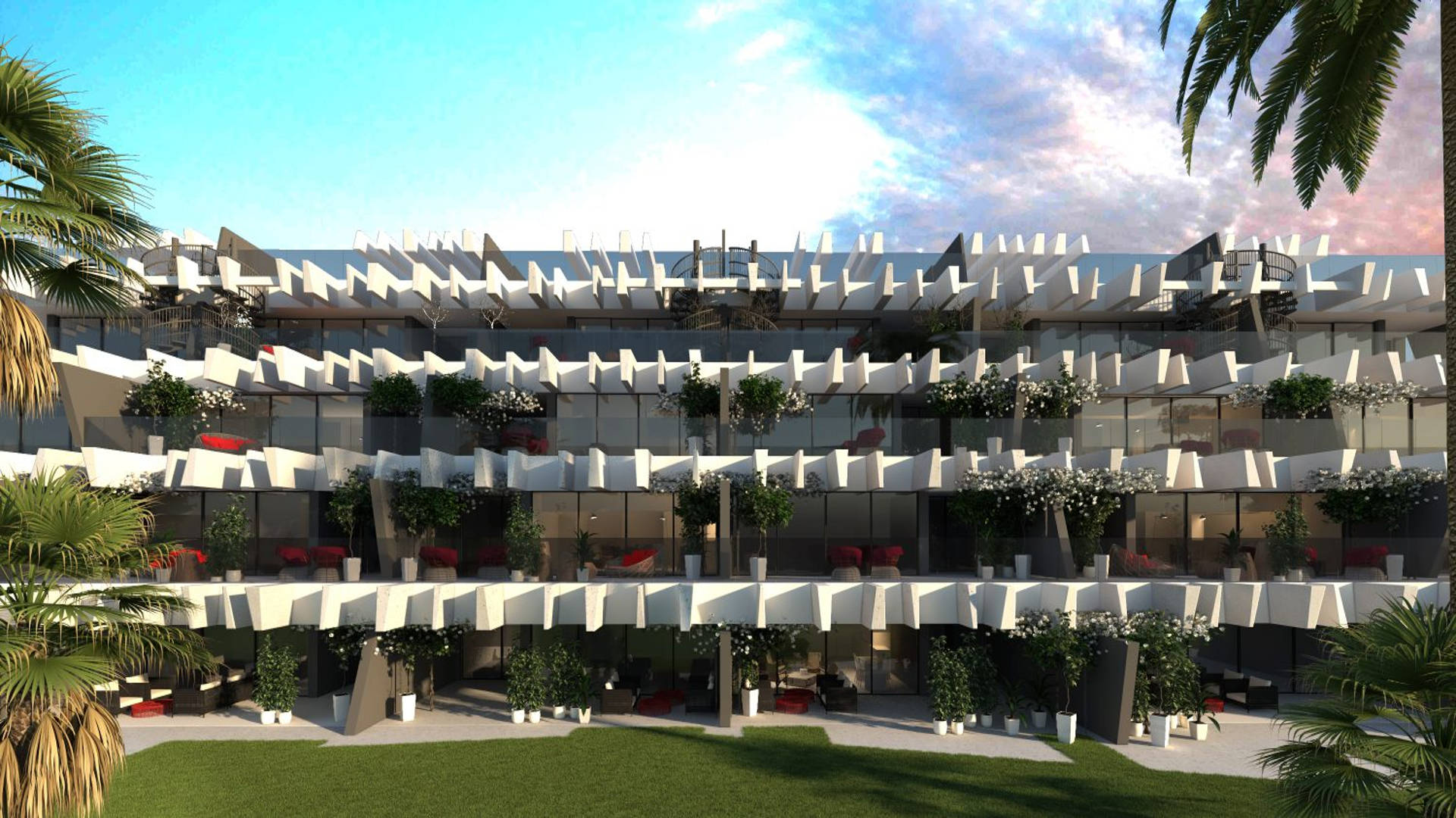 Oasis 325 Estepona new apartment for sale