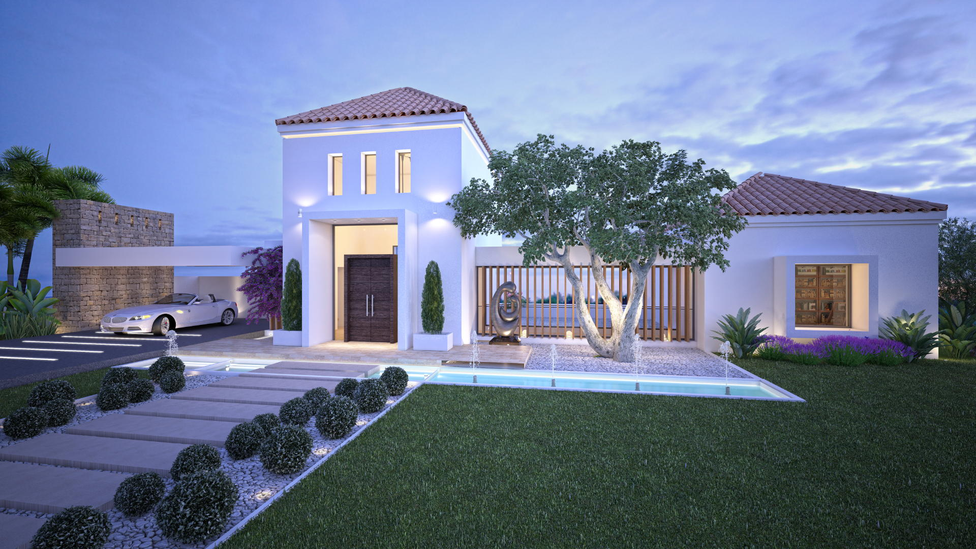 The heights estepona brand new luxury villa for sale for Best modern homes in the world