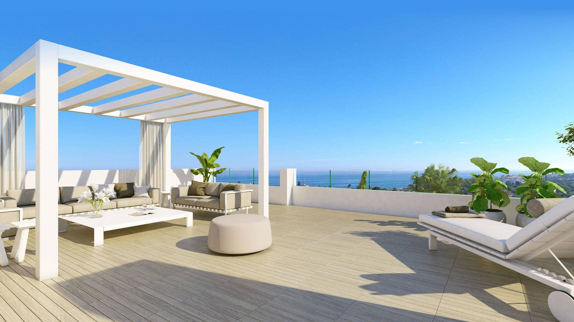 Brand new apartment for sale Las Olas Estepona • Realista