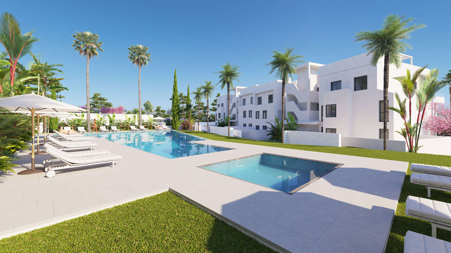 Las Olas Estepona For Sale New Development Apartment Penthouse_Realista  Quality Properties Marbella