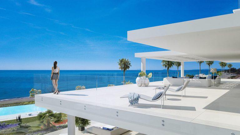 Emare Estepona Front Line Beach Apartment For Sale Realista
