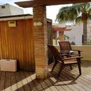 Garden beach estepona townhouse for sale beachside frontline beach_Realista Quality Properties Marbella