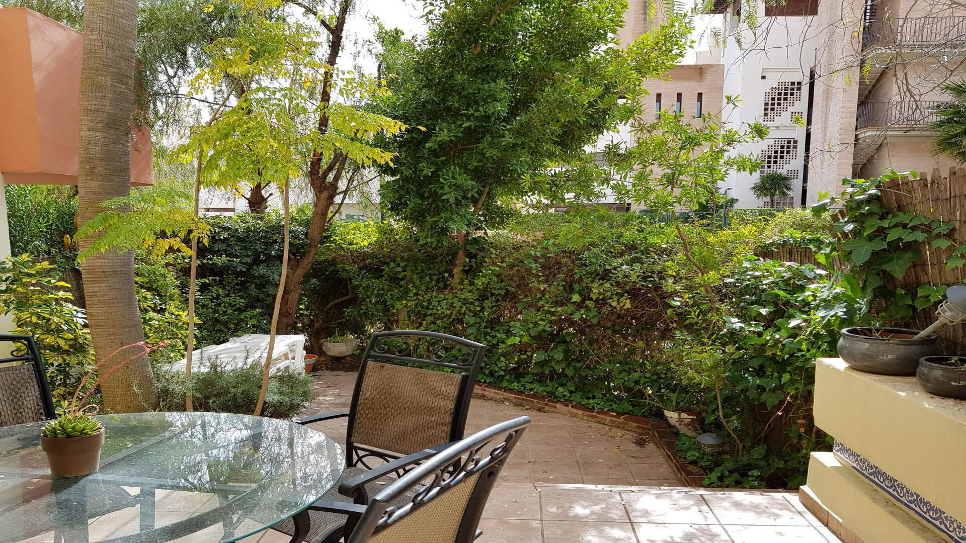 Garden Beach townhouse Estepona for sale close to town • Realista