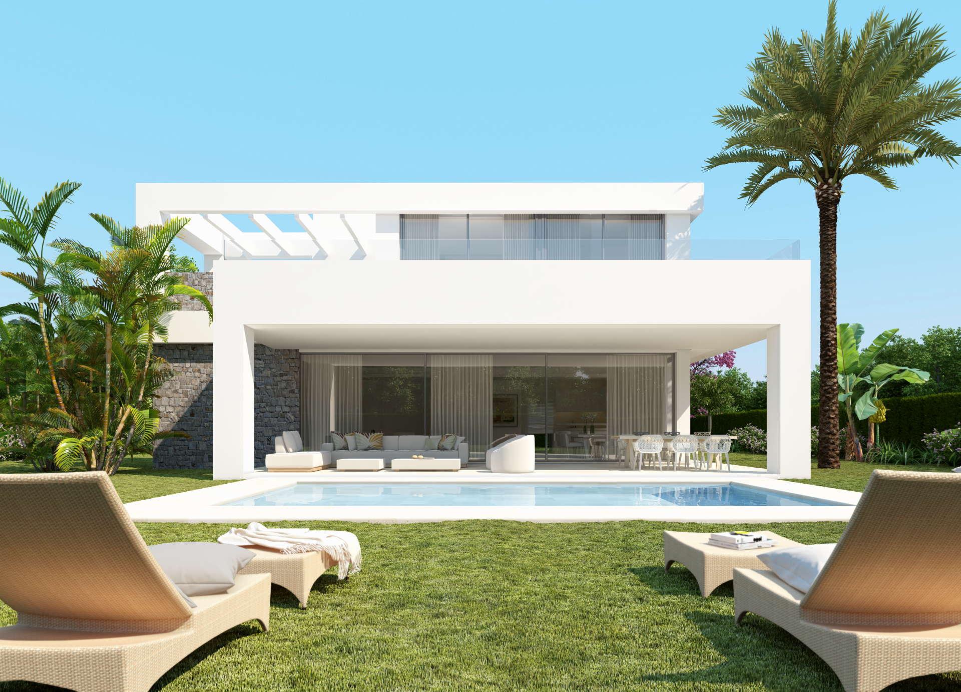 La Finca de Marbella villas_Contemporary villa_Realista Quality Properties Marbella