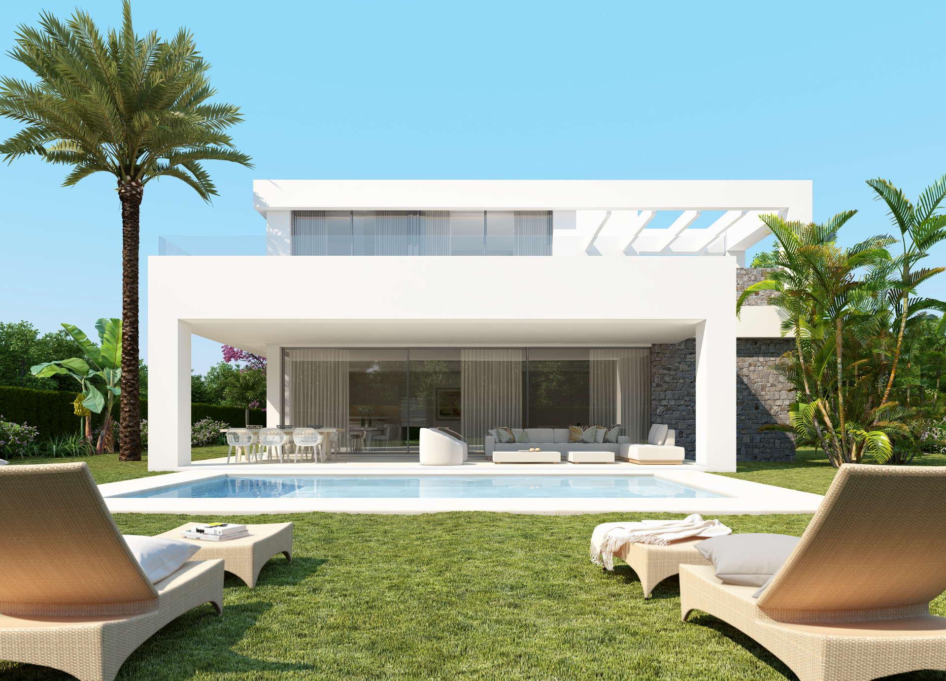 For sale 4 bedroom villa in La Finca de Marbella Rio Real