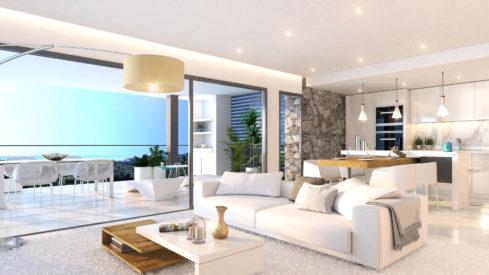 Agora apartment penthouse new project development for sale Estepona_Realista Quality Properties Marbella