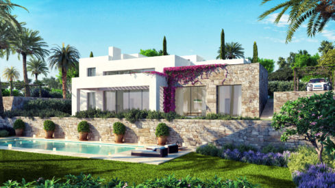 Finca Cortesin new villa for sale Green 10 situation_Realista Quality Properties Marbella