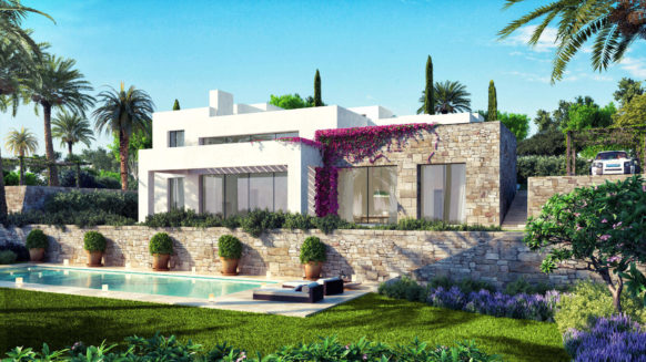 Villa for sale within Finca Cortesin GREEN 10 type A