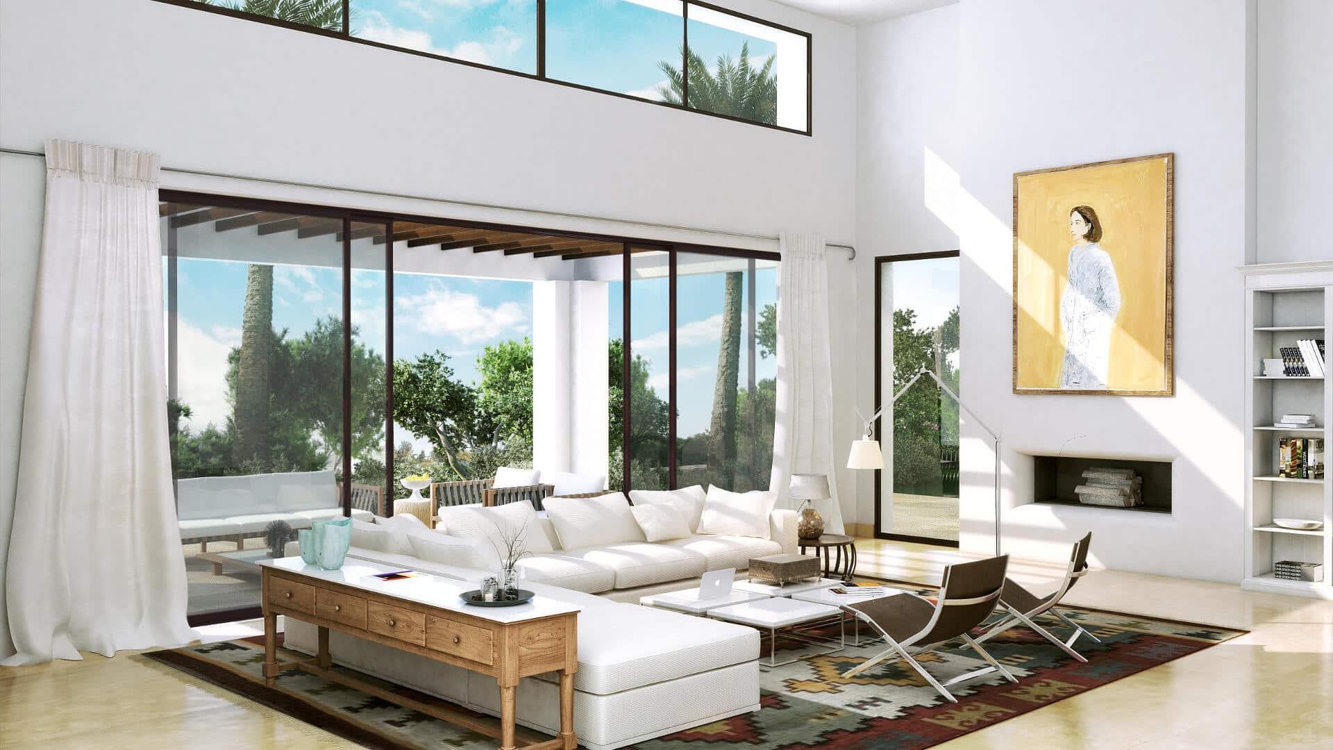 GREEN 10 villas Finca Cortesin