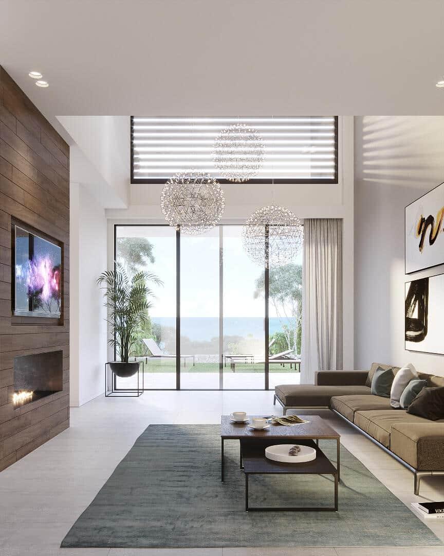 Riva Residences new luxury family home Cabopino Marbella • Realista
