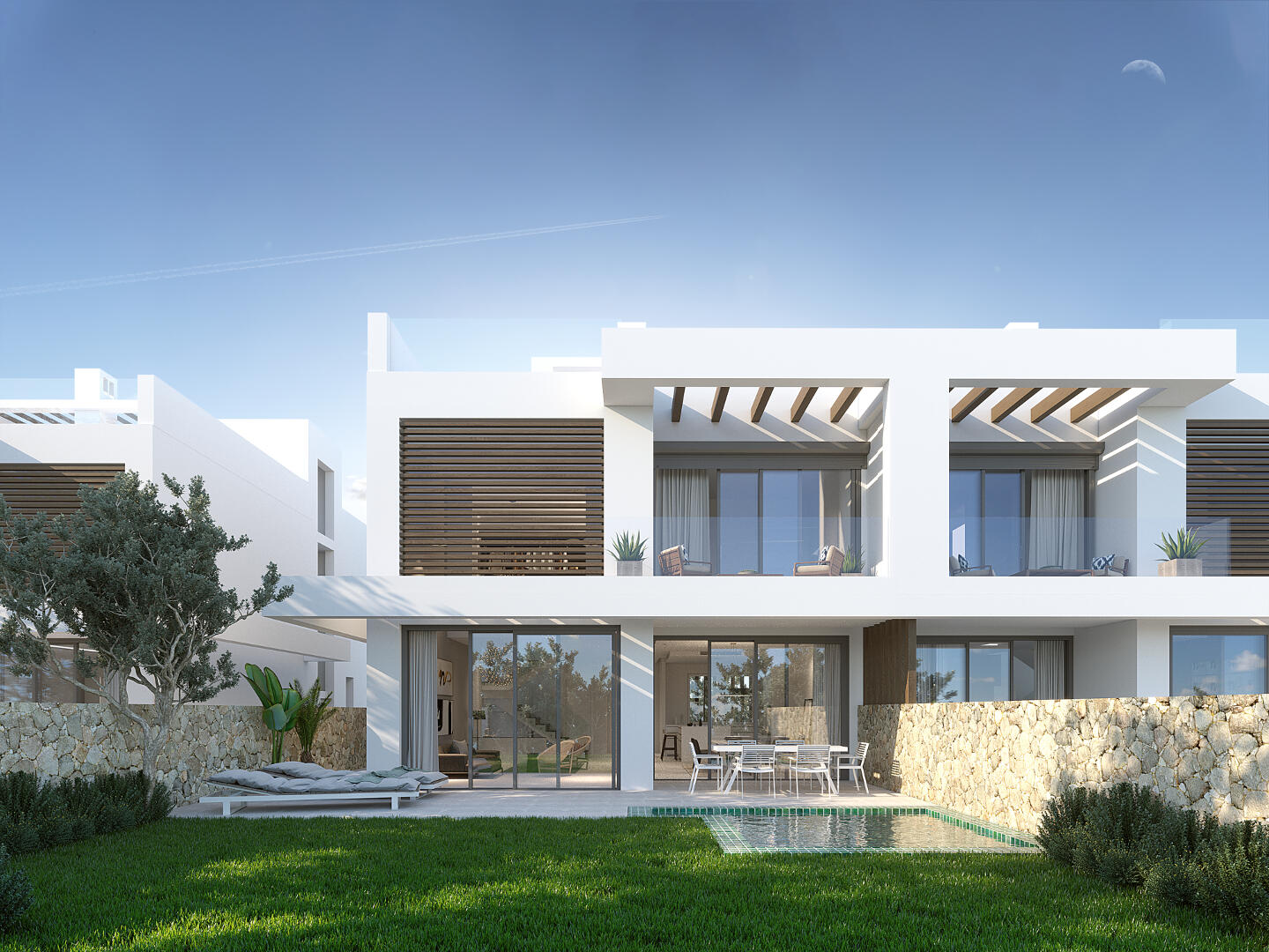 Riva Residences New Modern Home For Sale Cabopino Marbella