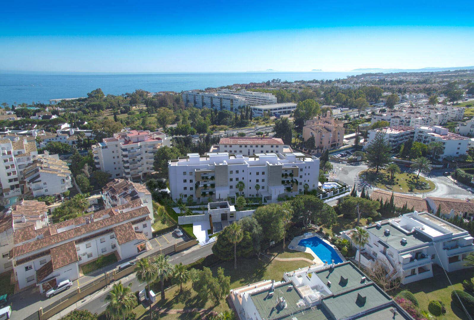 Royal Banus Marbella apartment for sale
