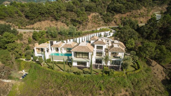 Luxurious villa for sale La Zagaleta, Benahavis