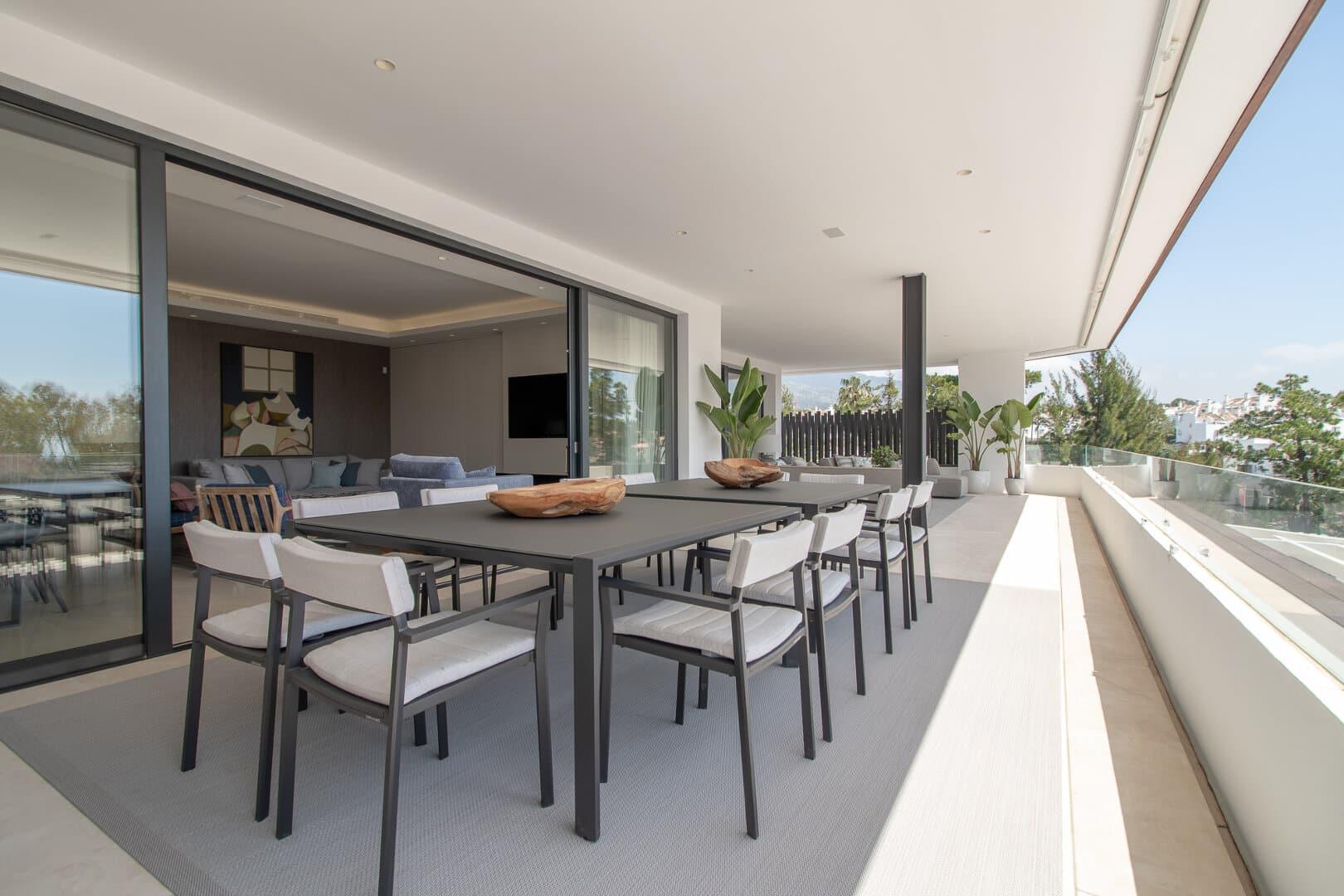 Senorio de Marbella – Señorío de Vasari Luxury apartment with private pool