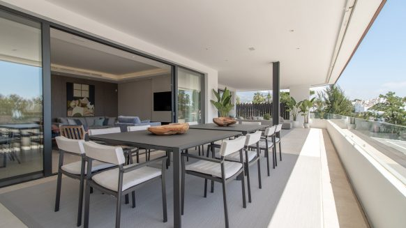 Senorio de Marbella – Señorío de Vasari Luxury apartment with private pool