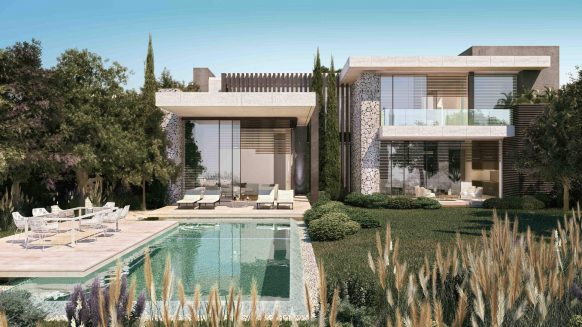 New off plan villa for sale in The Hills La Quinta Benahavis