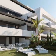 Vanian Green Village Estepona for sale apartments penthouses new development off plan_Realista Quality Property Marbella