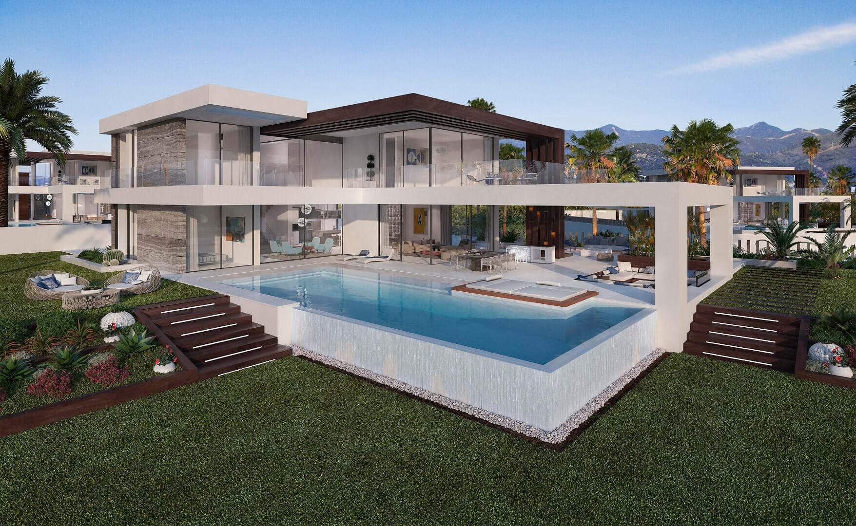 Estepona villa for sale in new development Velvet