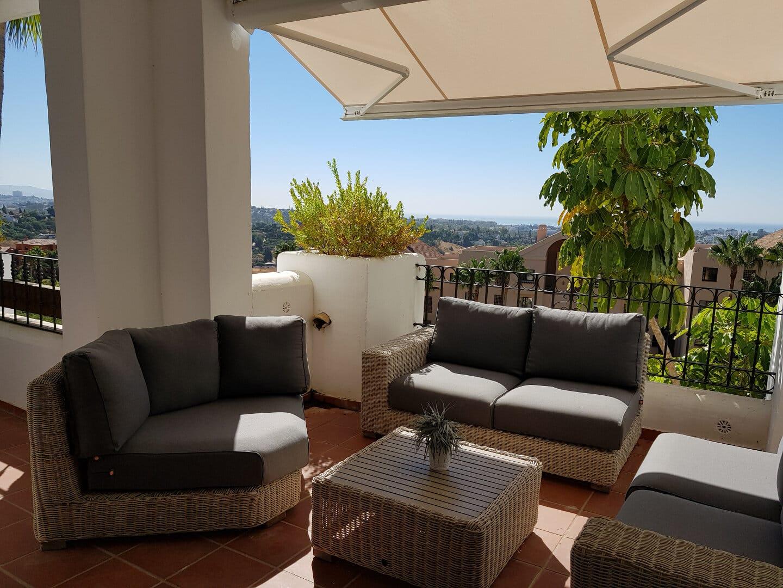 Apartment with sea views 2 bedrooms Lomas del Marques benahavis_Realista Quality Properties Marbella