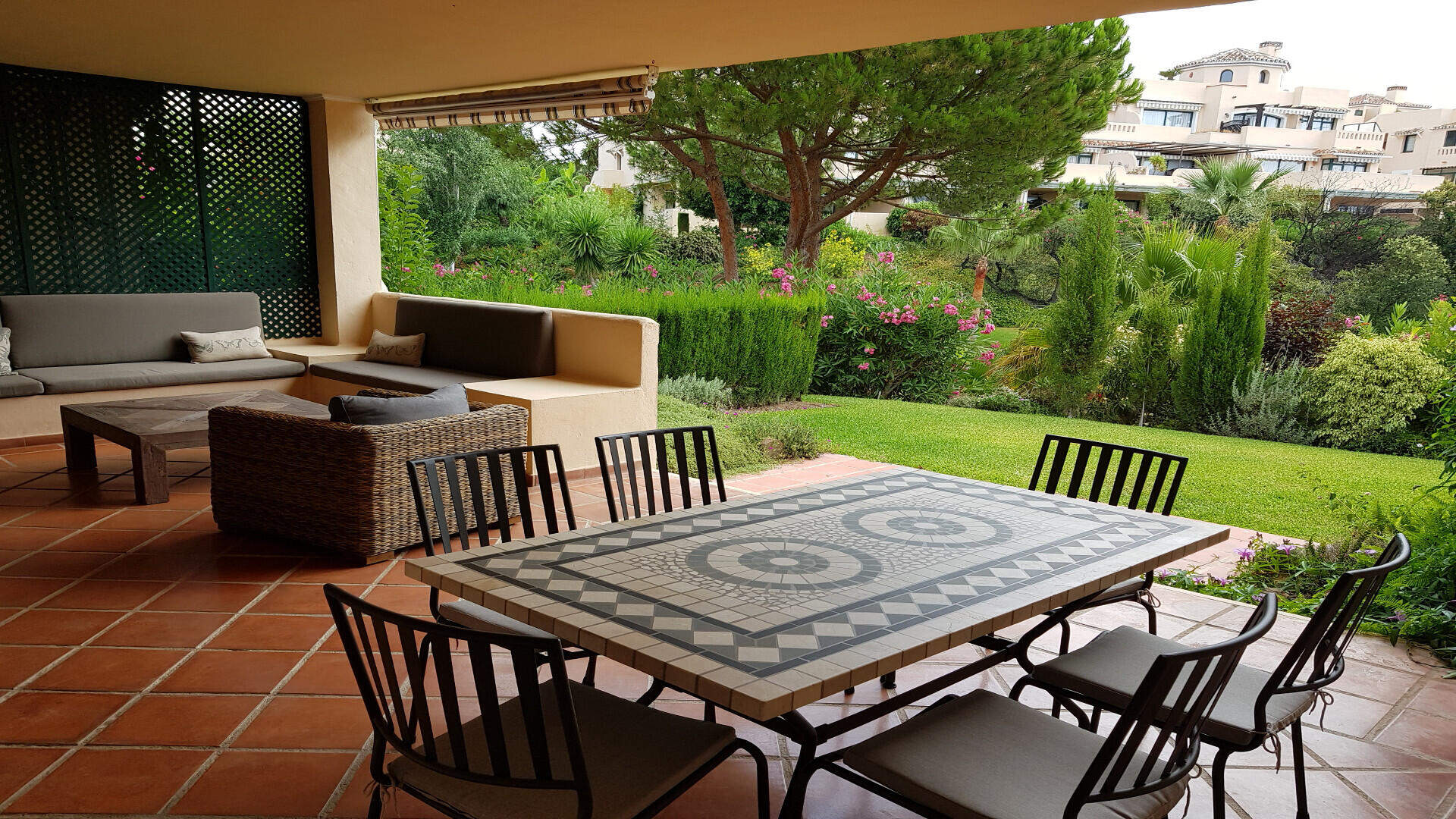 El Manantial de Santa Maria Golf Elviria apartment for sale