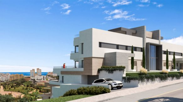 South Bay Estepona new 2 bedroom city apartment