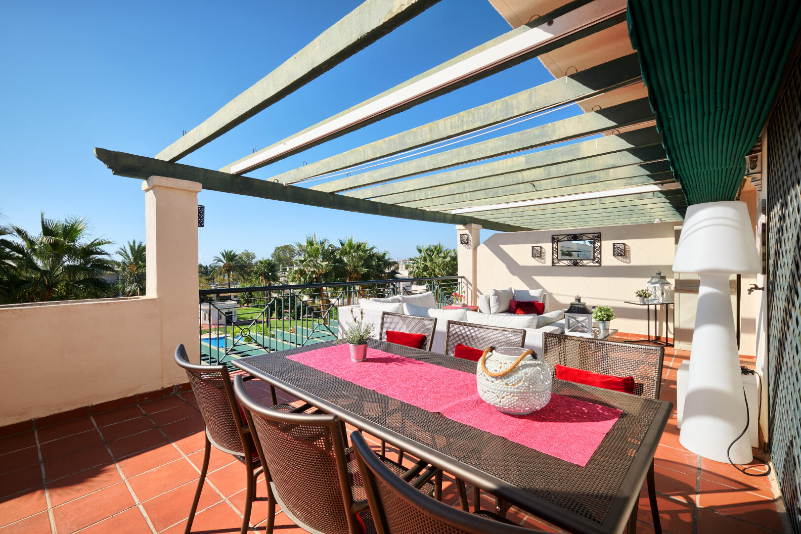 Apartment Lorcrimar sea views close to Puerto Banus