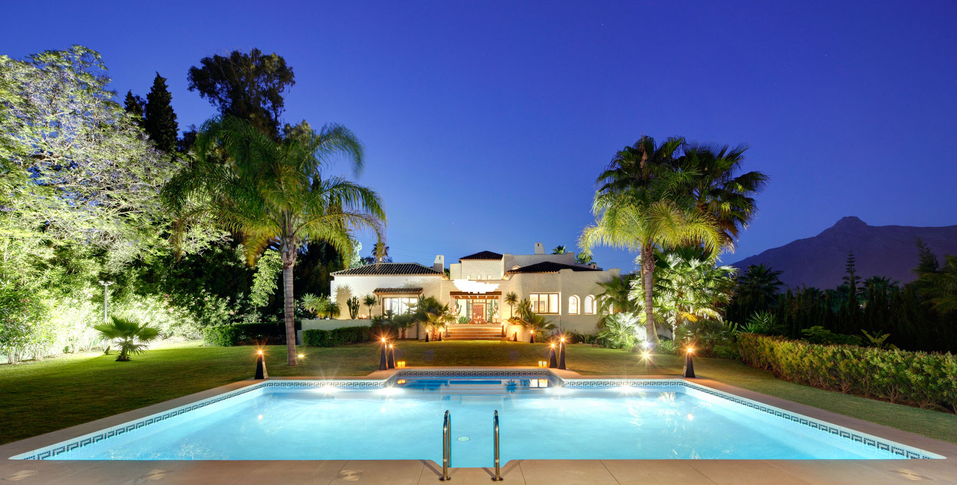 Luxury Real Estate Collection Marbella, Spain
