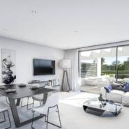 West Beach Estepona beach townhouse homes_Realista Quality Real Estate Marbella