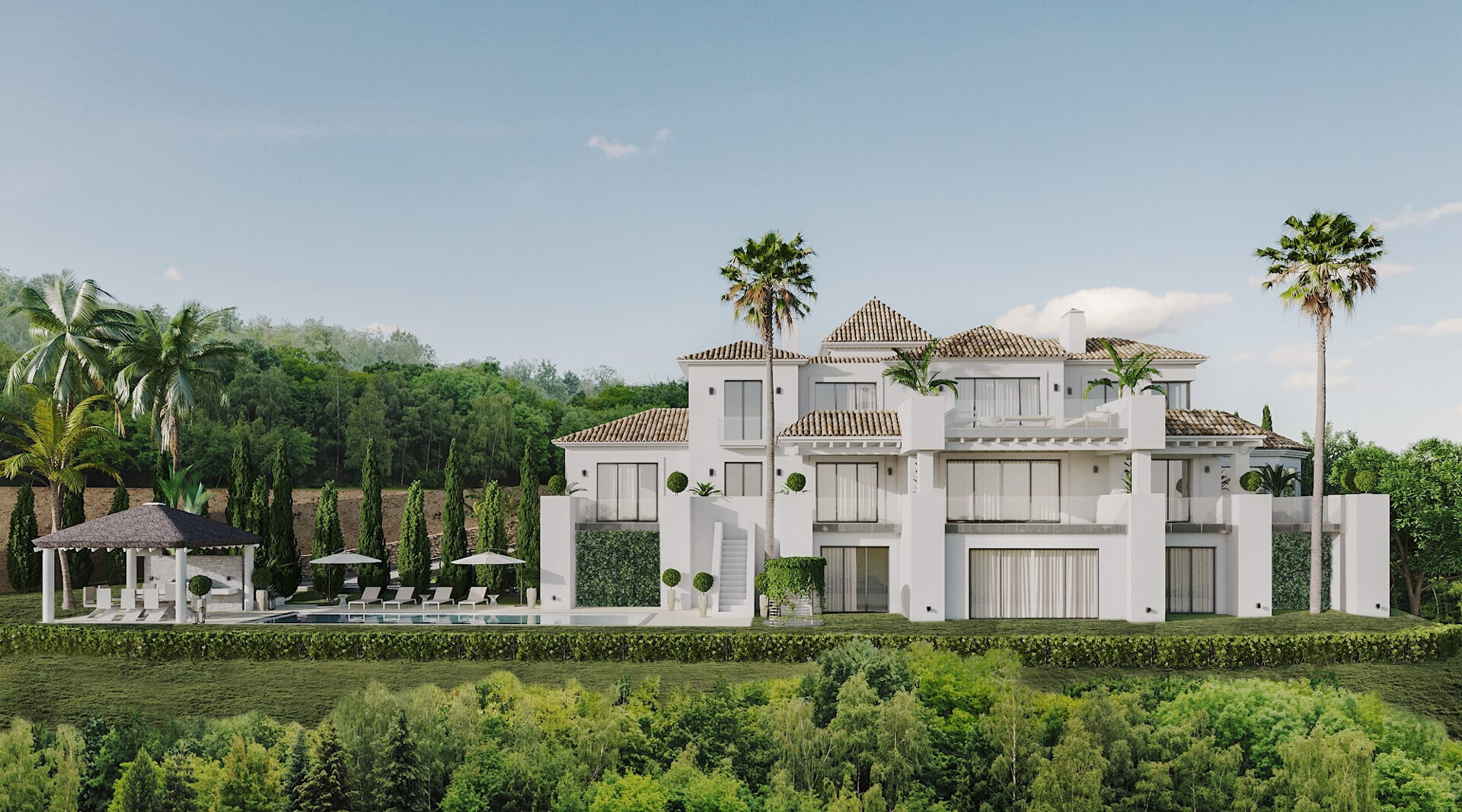 Latest new build villa in La Zagaleta, a true piece of Art