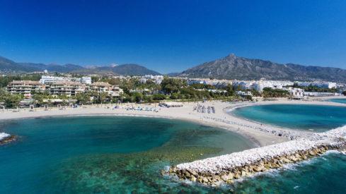 Duplex frontline beach Apartment Laguna de Banus, Realista Quality Real Estate Marbella