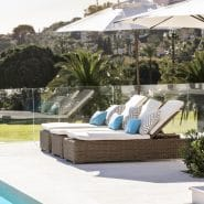 Front line golf villa La Cerquilla Marbella Sea Golf Lake Mountain views_Realista Real Estate Marbella