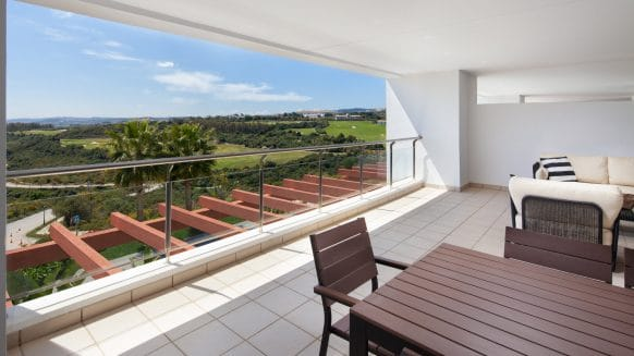 Two bedroom apartment in Las Terrazas de Cortesin next to Finca Cortesin Golf Course