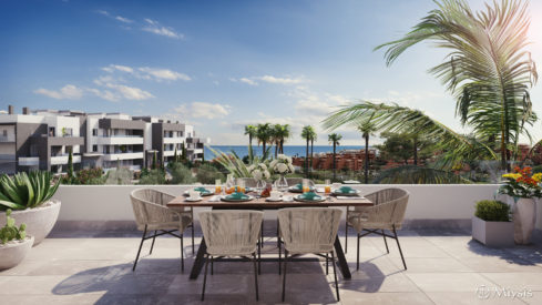 Serenity views Estepona_New Apartments_Realista Quality Real estate marbella