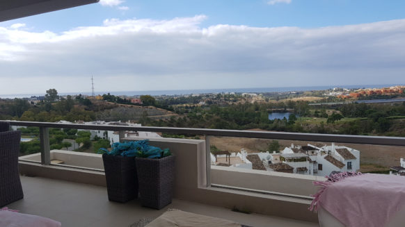 Impressive 3 bedroom duplex penthouse in Arrayanes Golf Benahavis