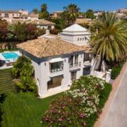 Family villa Cordoba Las Brisas Marbella